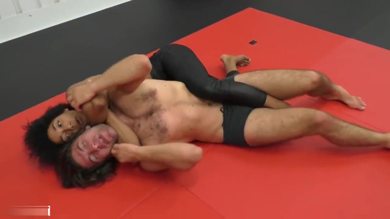Hairy FBB Mixed Wrestling Cock hand jobs redtube
