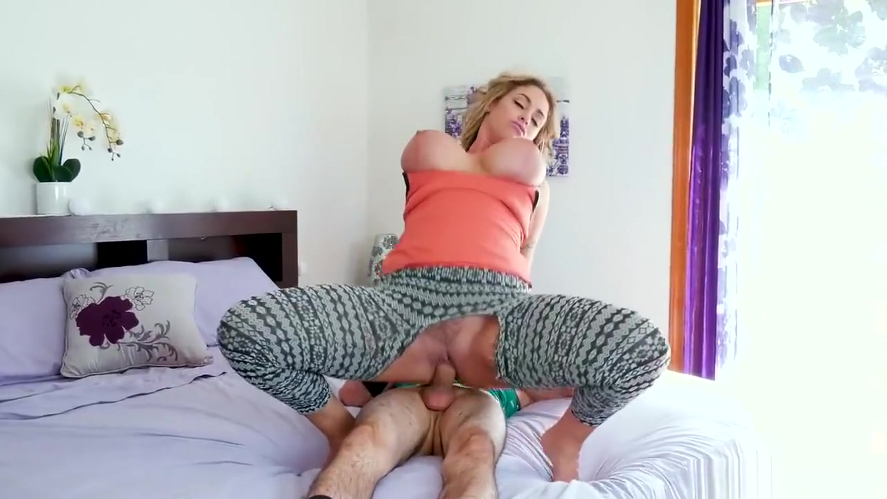 Hot Step Mom Eva Notty Fun hookup sex video with violet starr