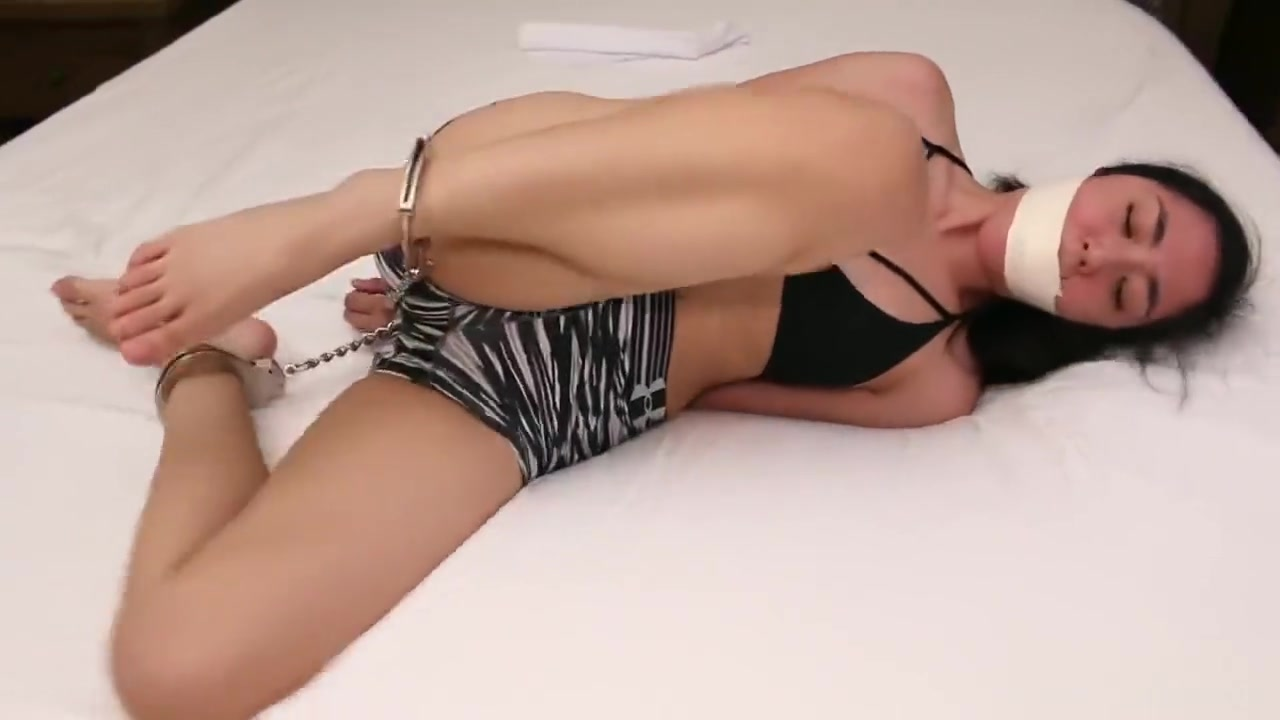 cuffed 16 Youporn milf anal strap on