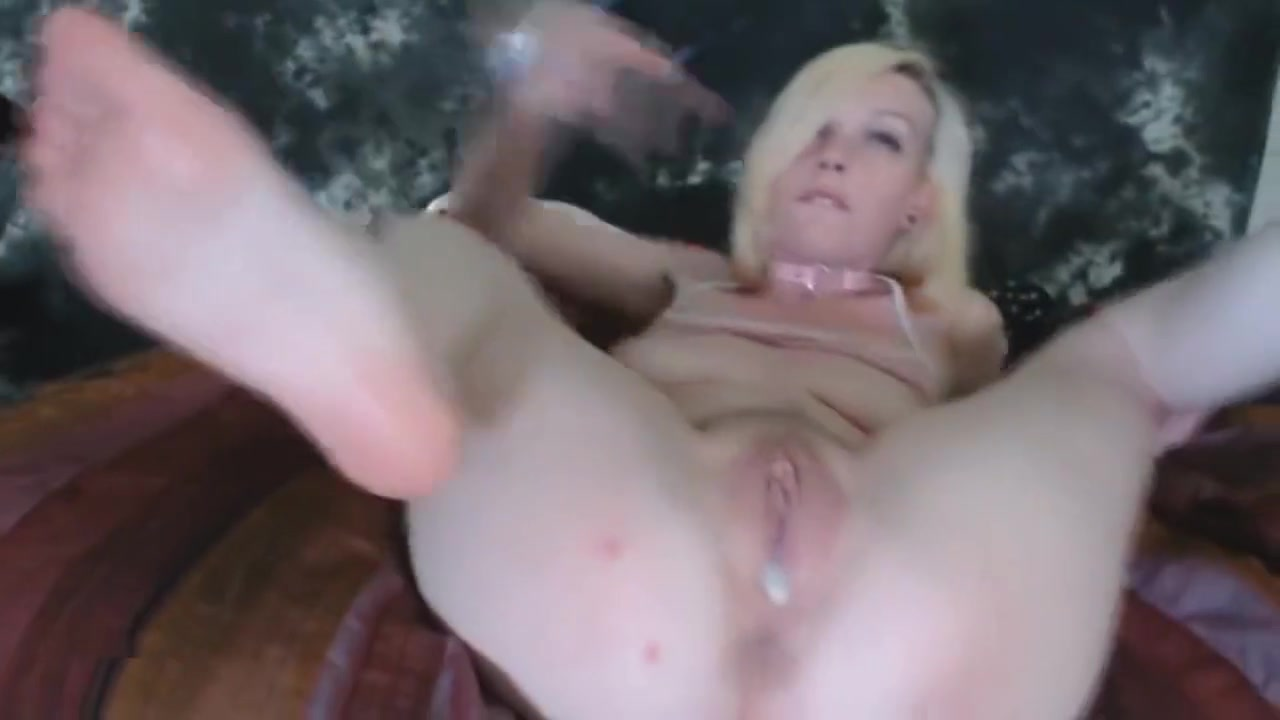 Nude 18+ Sexy Blonde Squirting
