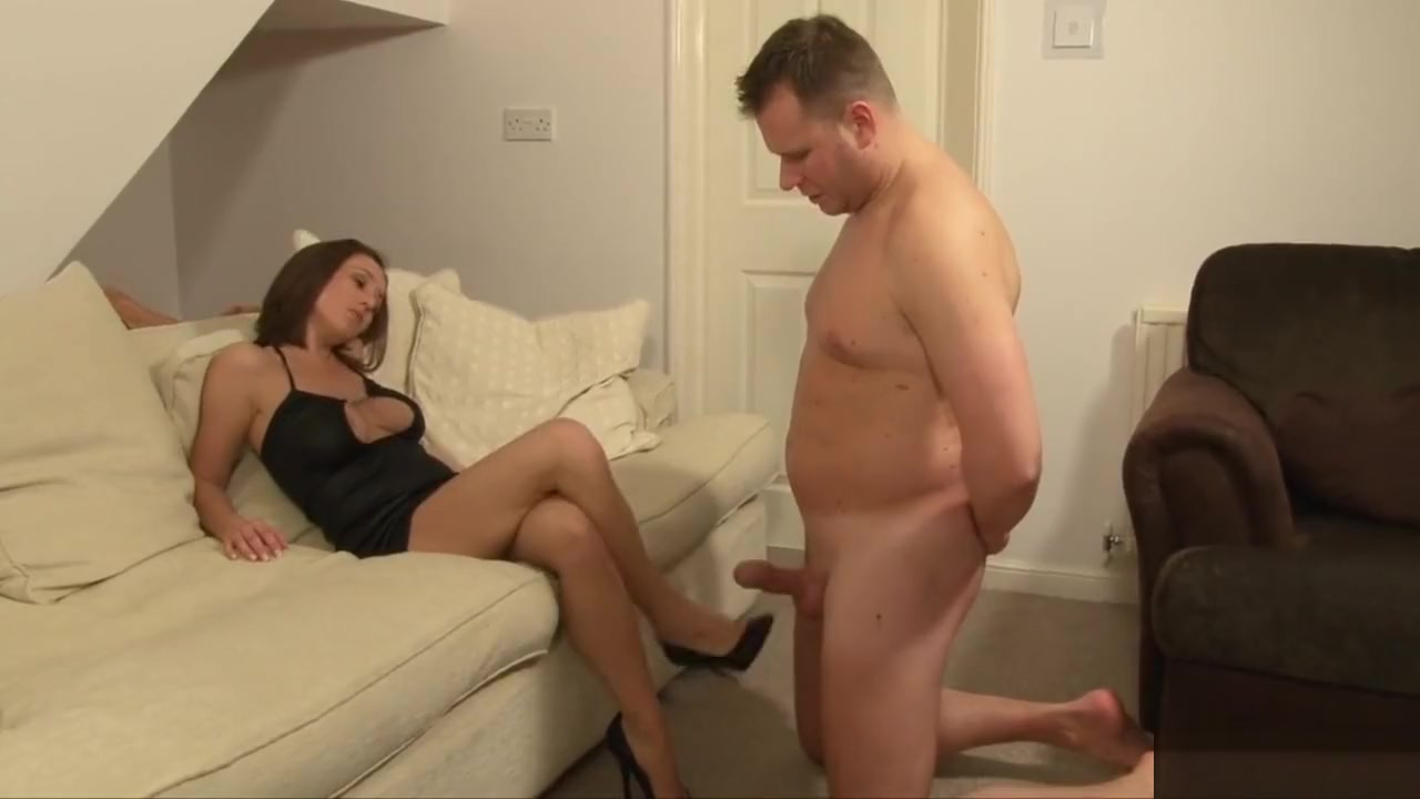 Good Video 18+ Shw wants my spunk on her stockings