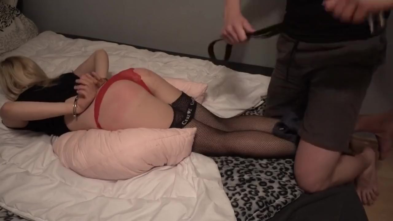 Adult archive Forced blowjob scene
