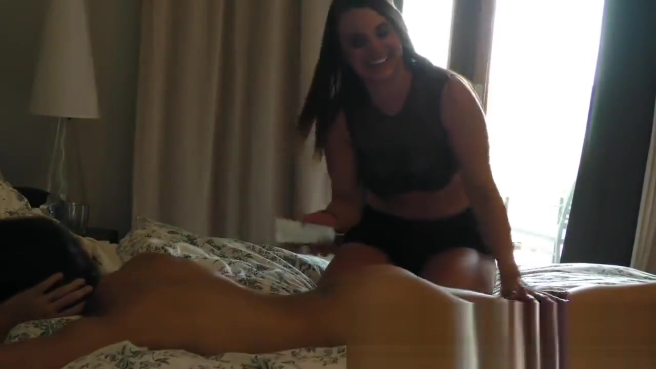 Milf hot porn black