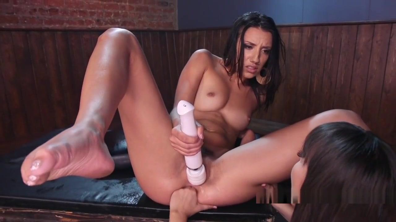 Videoo Lesben sexu masturbatian