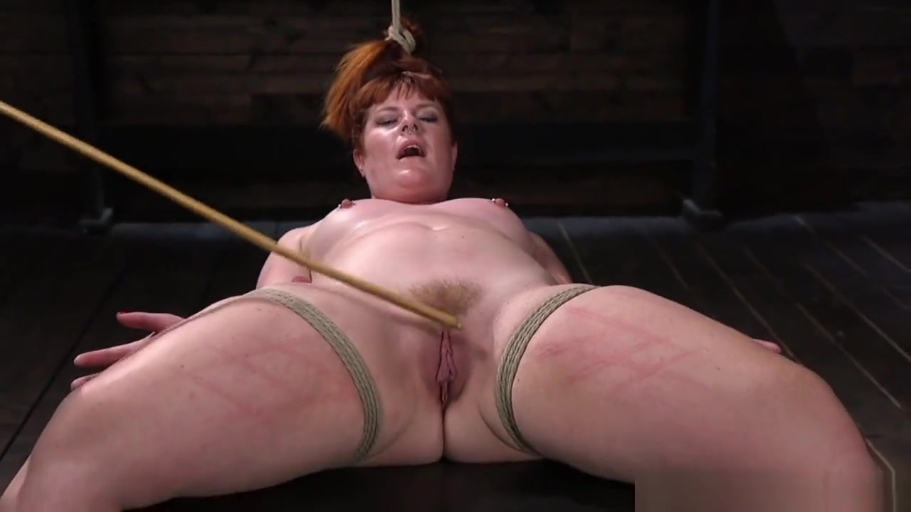 Submissive Redhead Spanked And Toyed By Dom filipino girls love sex video