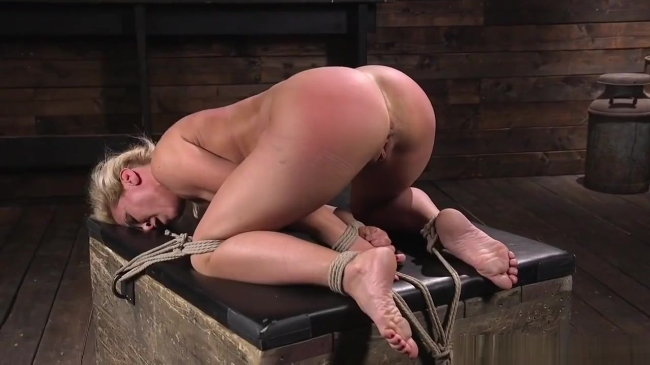 Busty Sub Flogged While Being Restrained Geisha blowjob