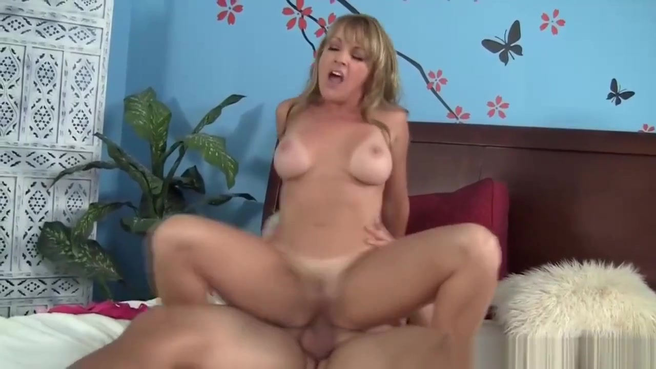 Shayla Laveaux Rides Stepsons Cock Free bondage girl