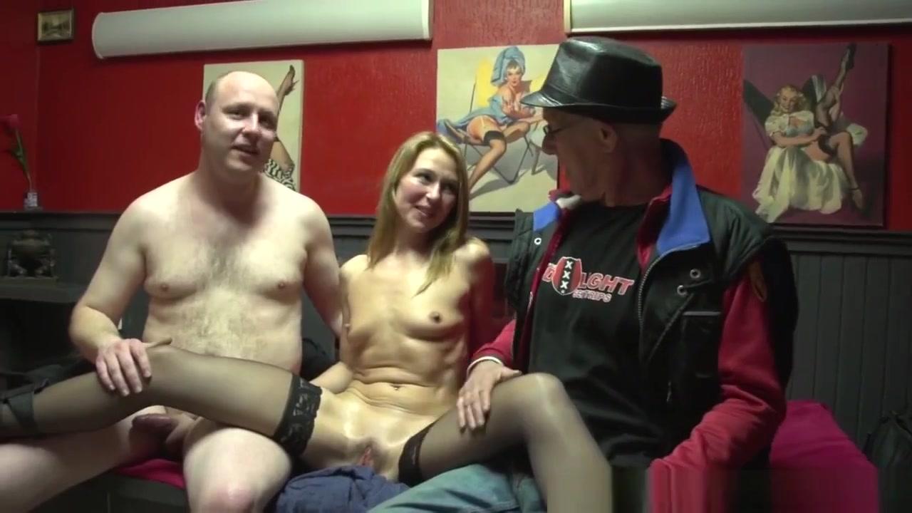 Dutch Prozzie Tugs Cock