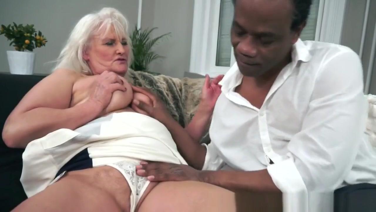 Cocksucking Granny Drilled By Big Black Cock Hustler Cowboy Photoshoot