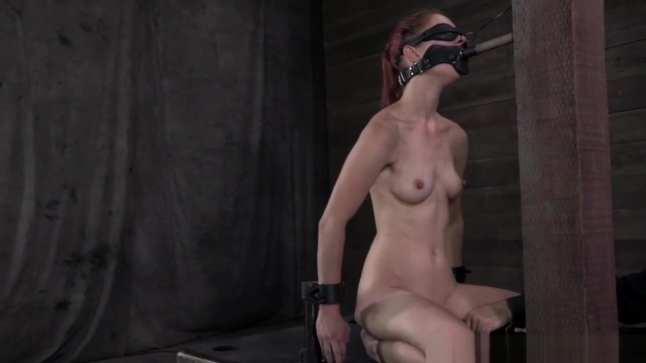 Redhead Sub Gagging While Tiedup In Bdsm Serious dating sites near me