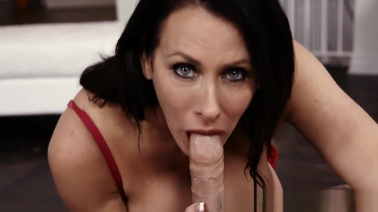 Throat Fucked Milf Jizz I cant stay hard for my girlfriend