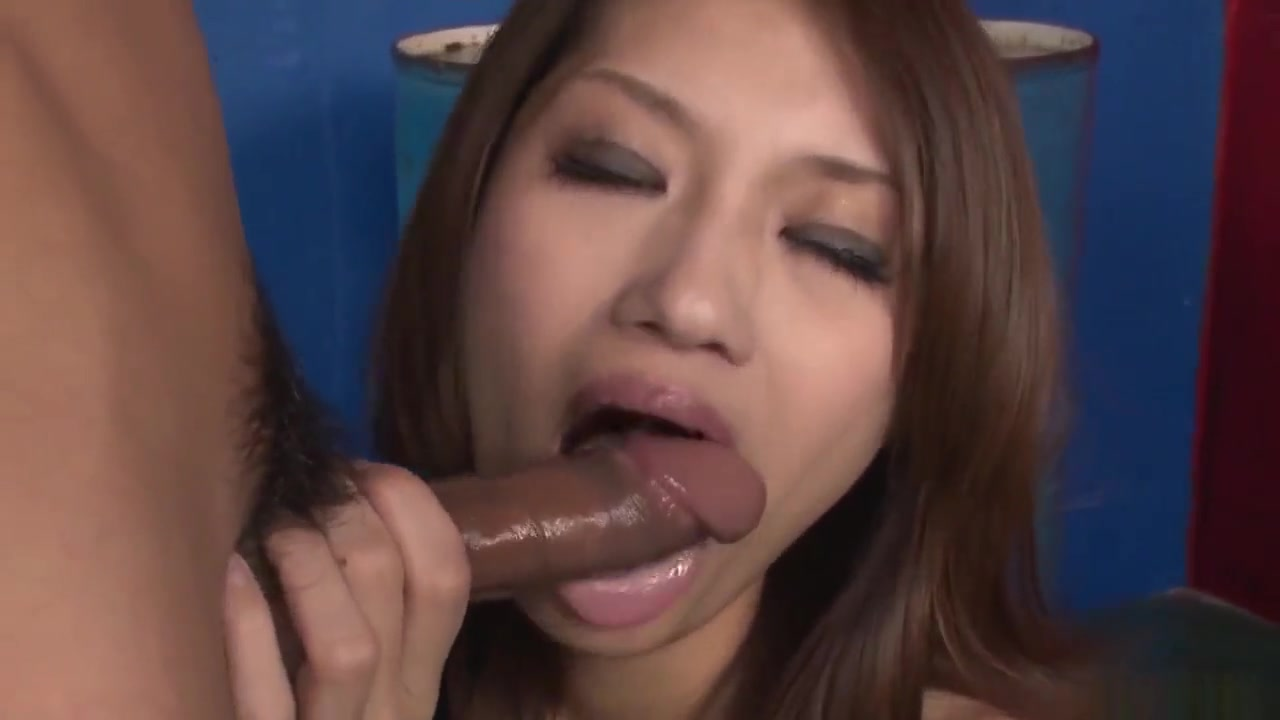 Sexy Female Riina Fujimoto Works Cock Like A Goddess Girl wants her pussy licked