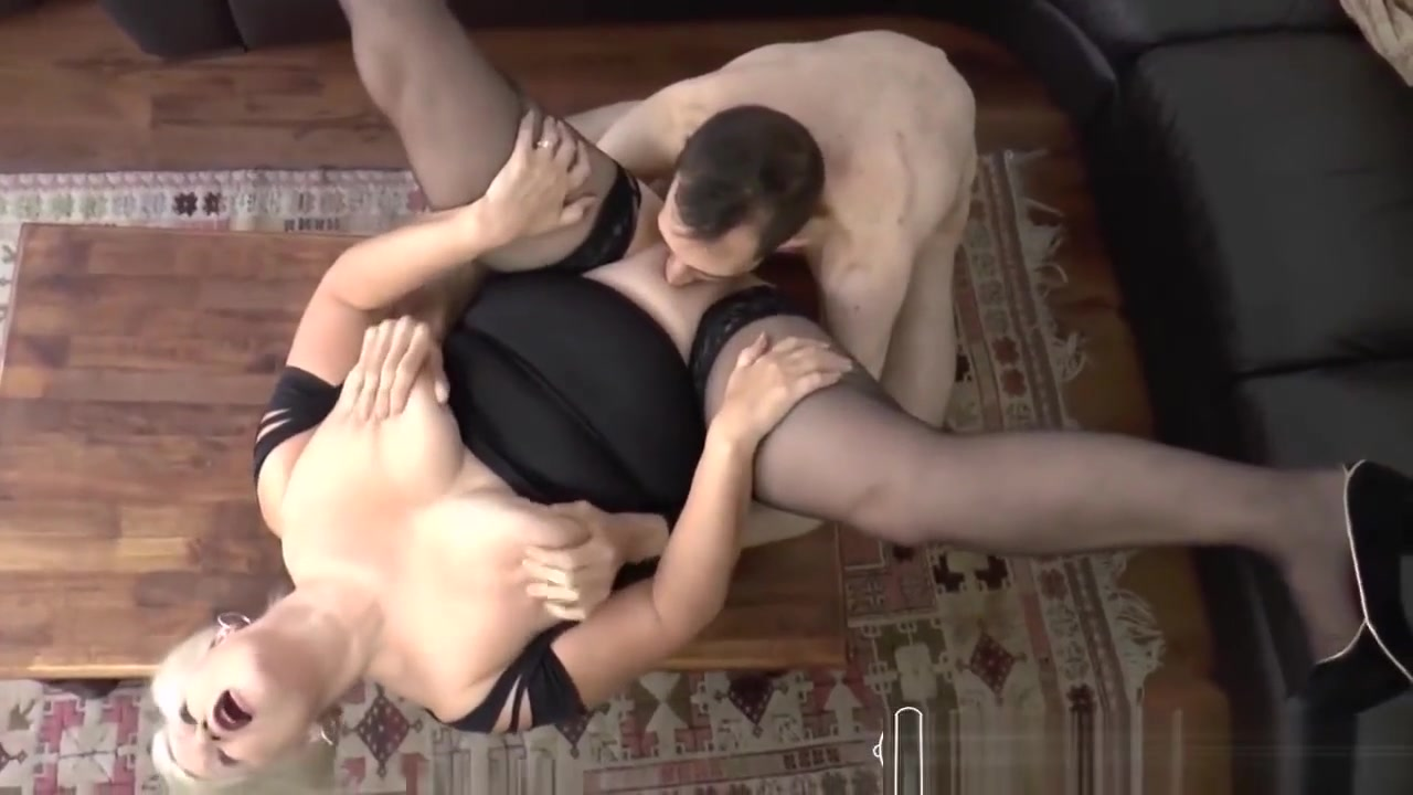 Pool Boy Get Cock Sucked By Horny Blonde Granny Punk lesbian couple rubbing