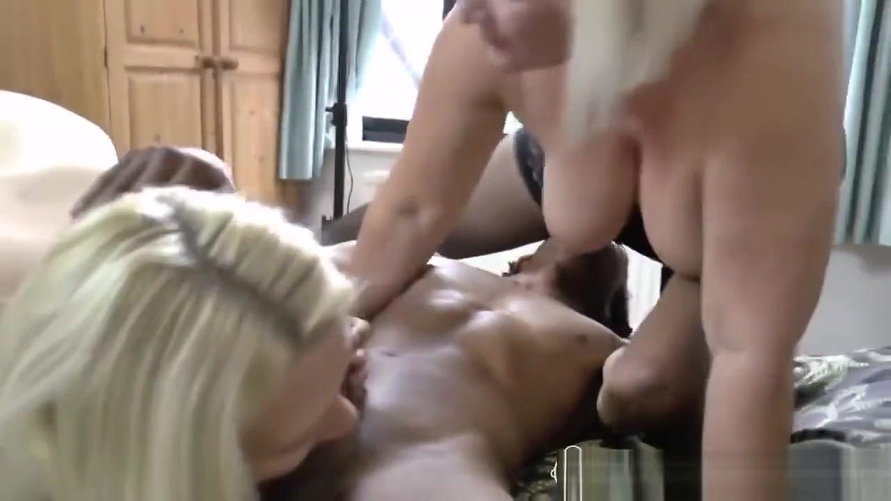 shapely older women XXX Video