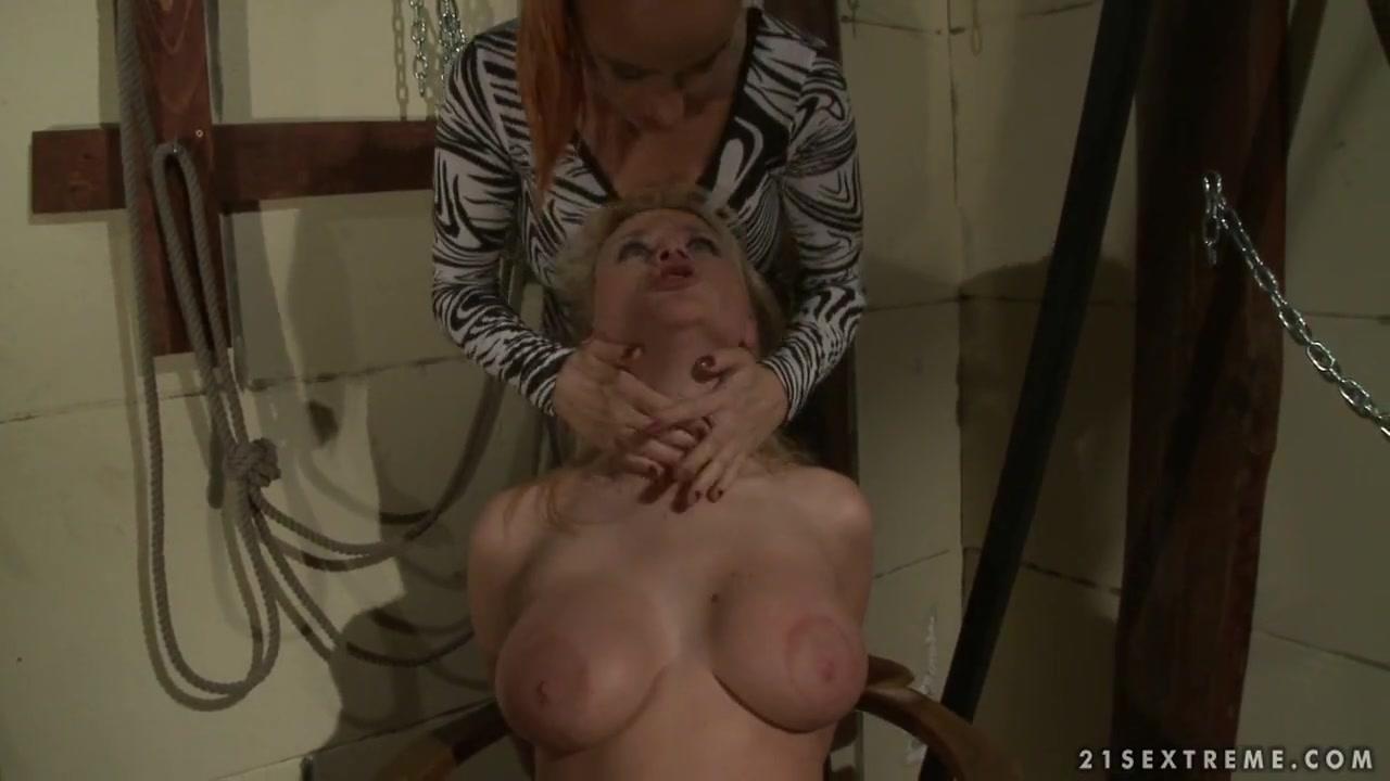 Lesbien fucker porno Punished