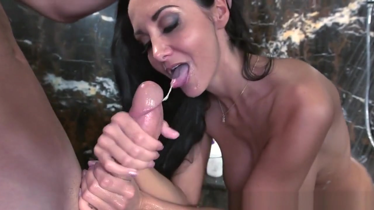 French milf strokes a cock Sexy Galleries