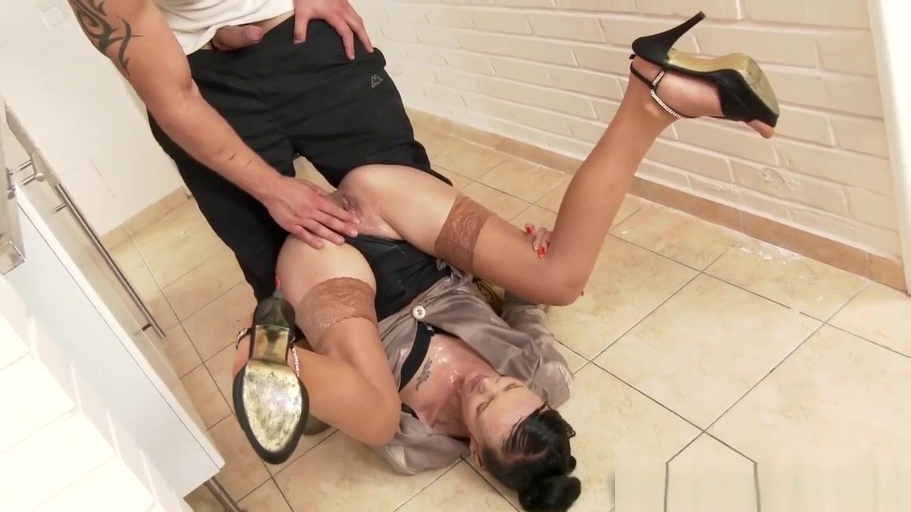 women s double bottom moc Sex photo