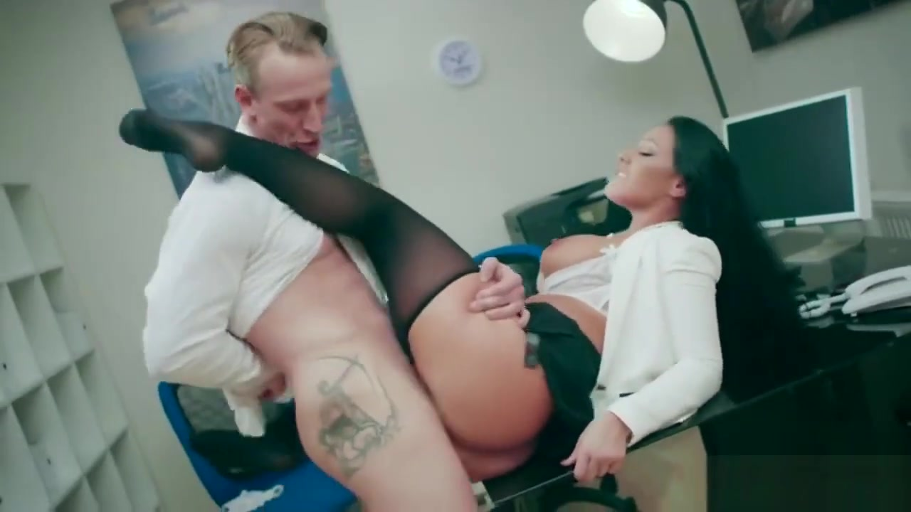 Candi Is Getting To Know Each Employee More Thoroughly hottest glory hole ever with anal creampie tmb 1