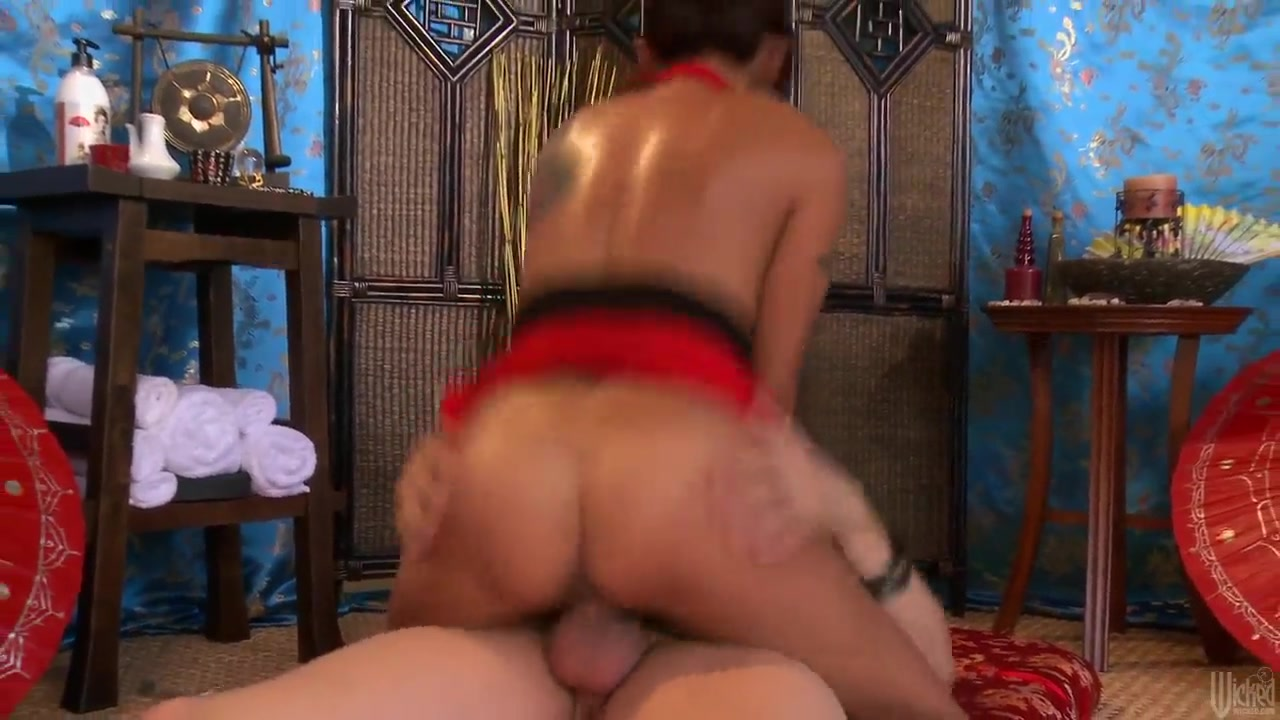 Bent over flash naked Porn pic