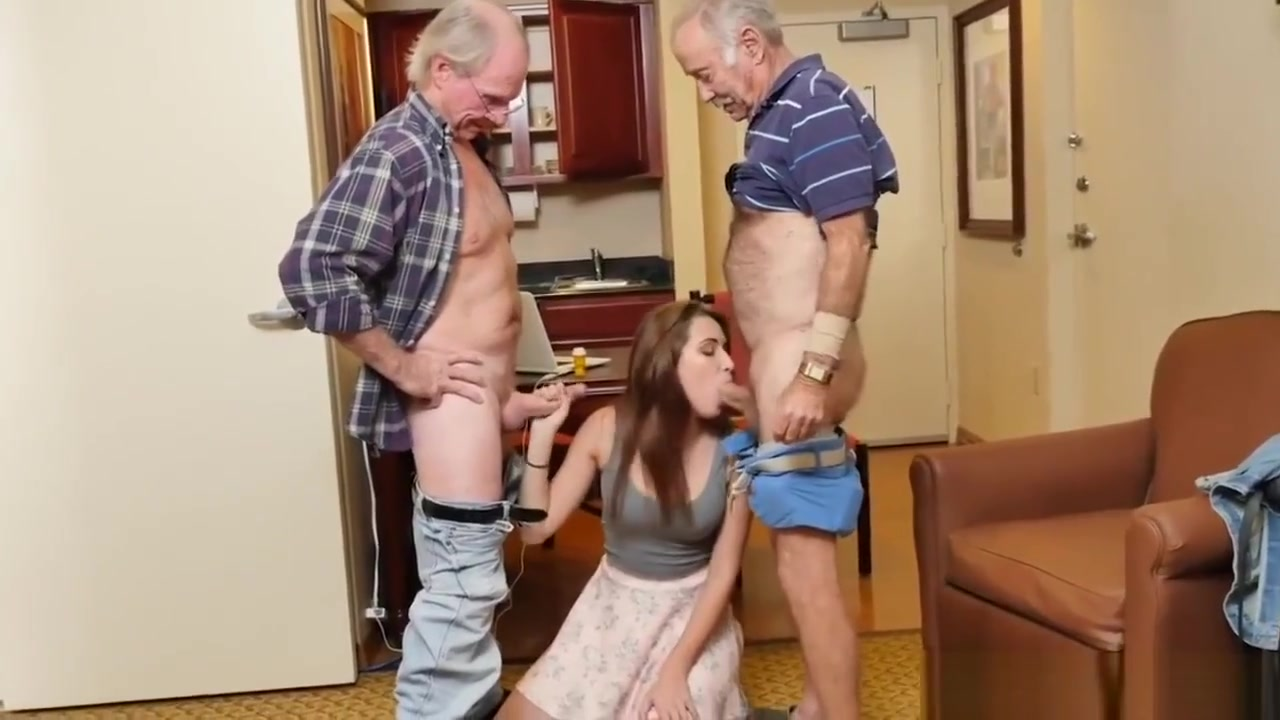 Old Man Young Girl Amateur Introducing Dukke Hot slut com