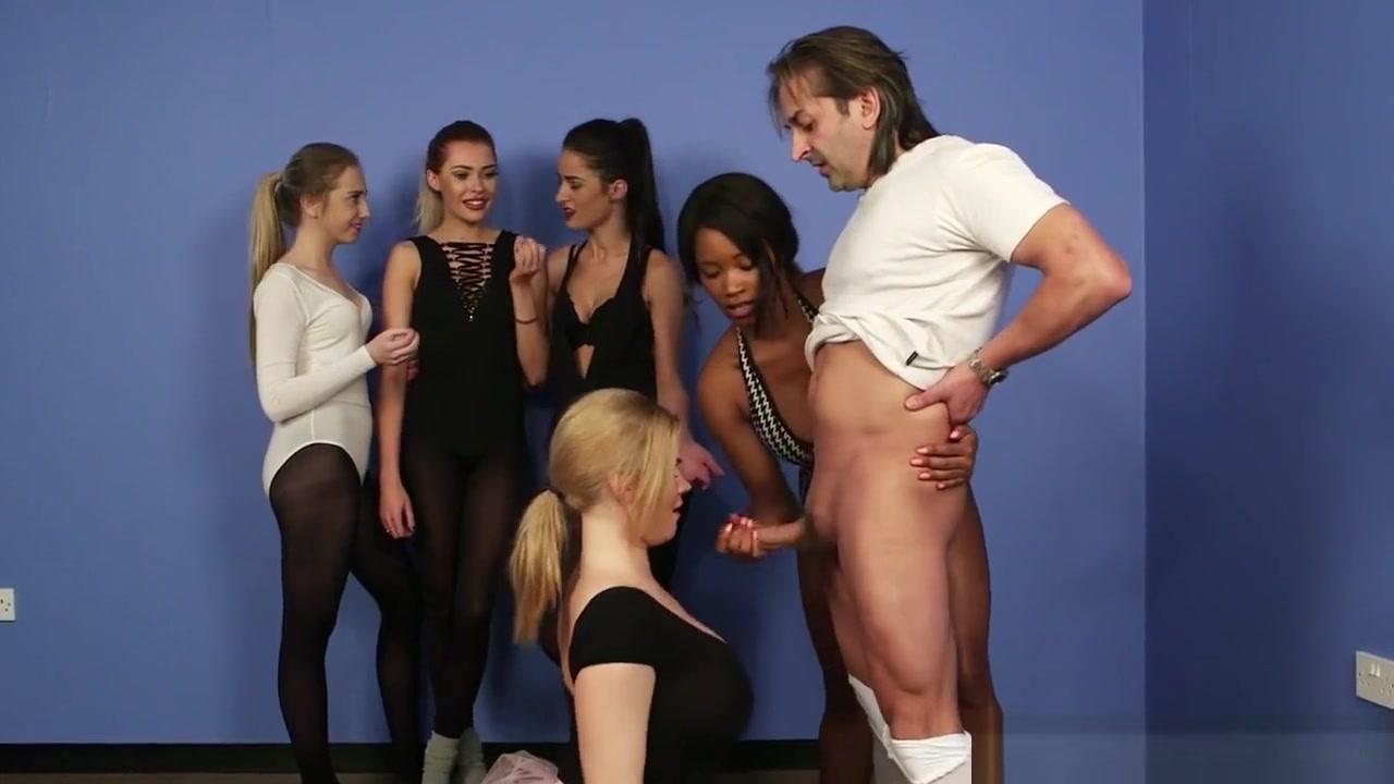 XXX Video Busty plumper milf in stockings