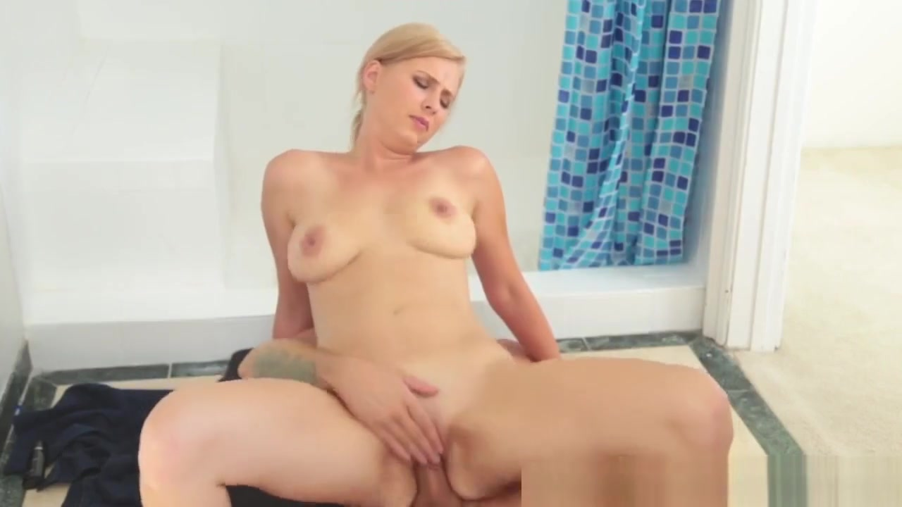 small blonde big tits Quality porn