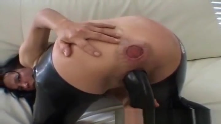 Snazzy harlot having her anal filled Sexy Milf Maid