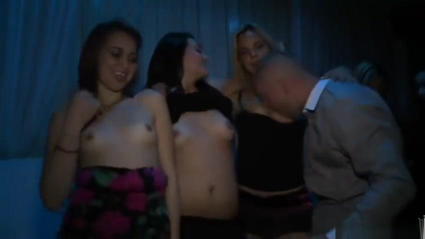 Grande morris casting Nude photos