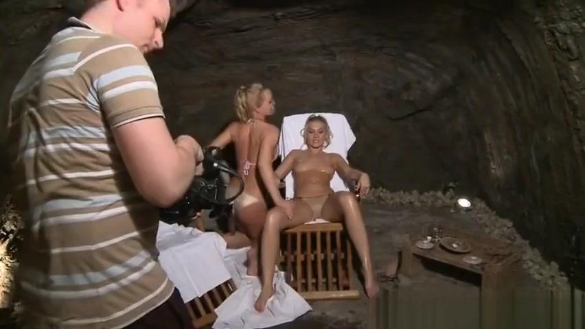 Porn sexual Massage lesbianas