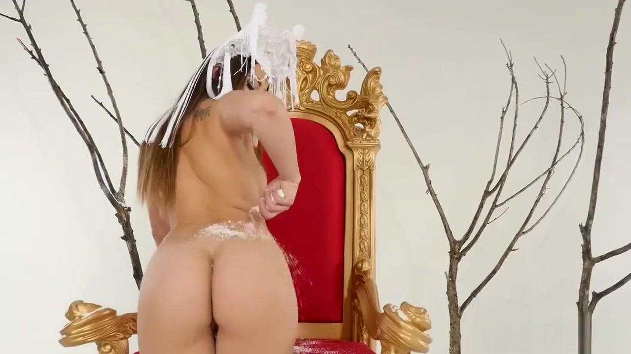 Sexy animated halloween fun Naked FuckBook