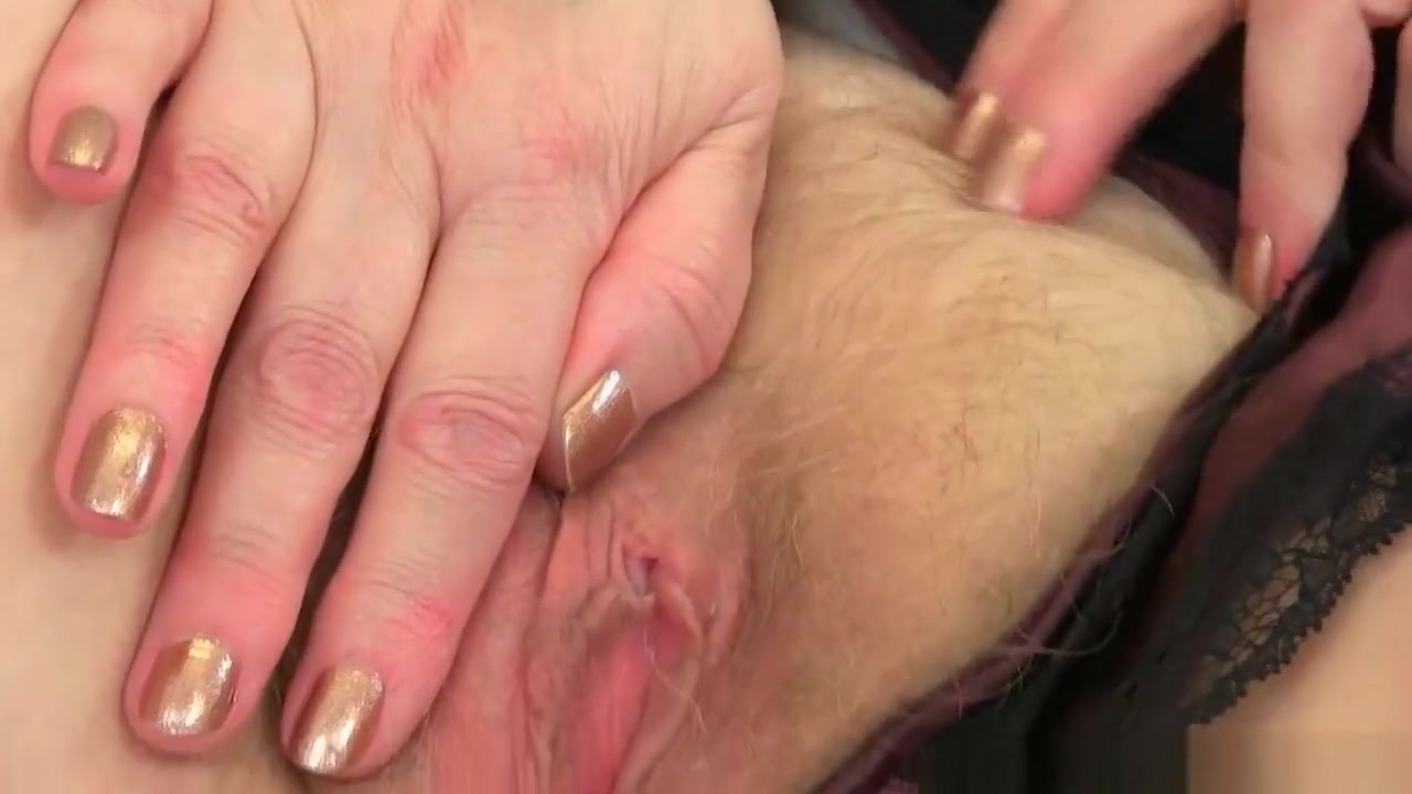 Mature asian ginger XXX Video