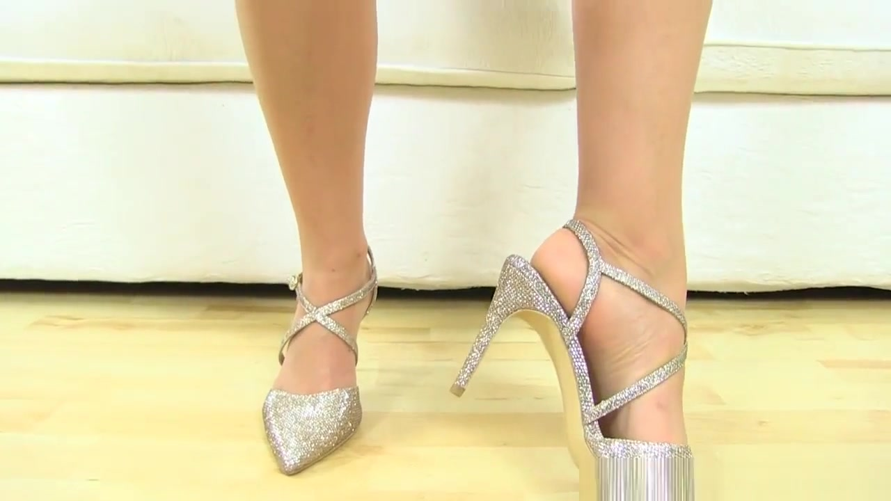 Hot porno Sexy transexuals in thongs high heels