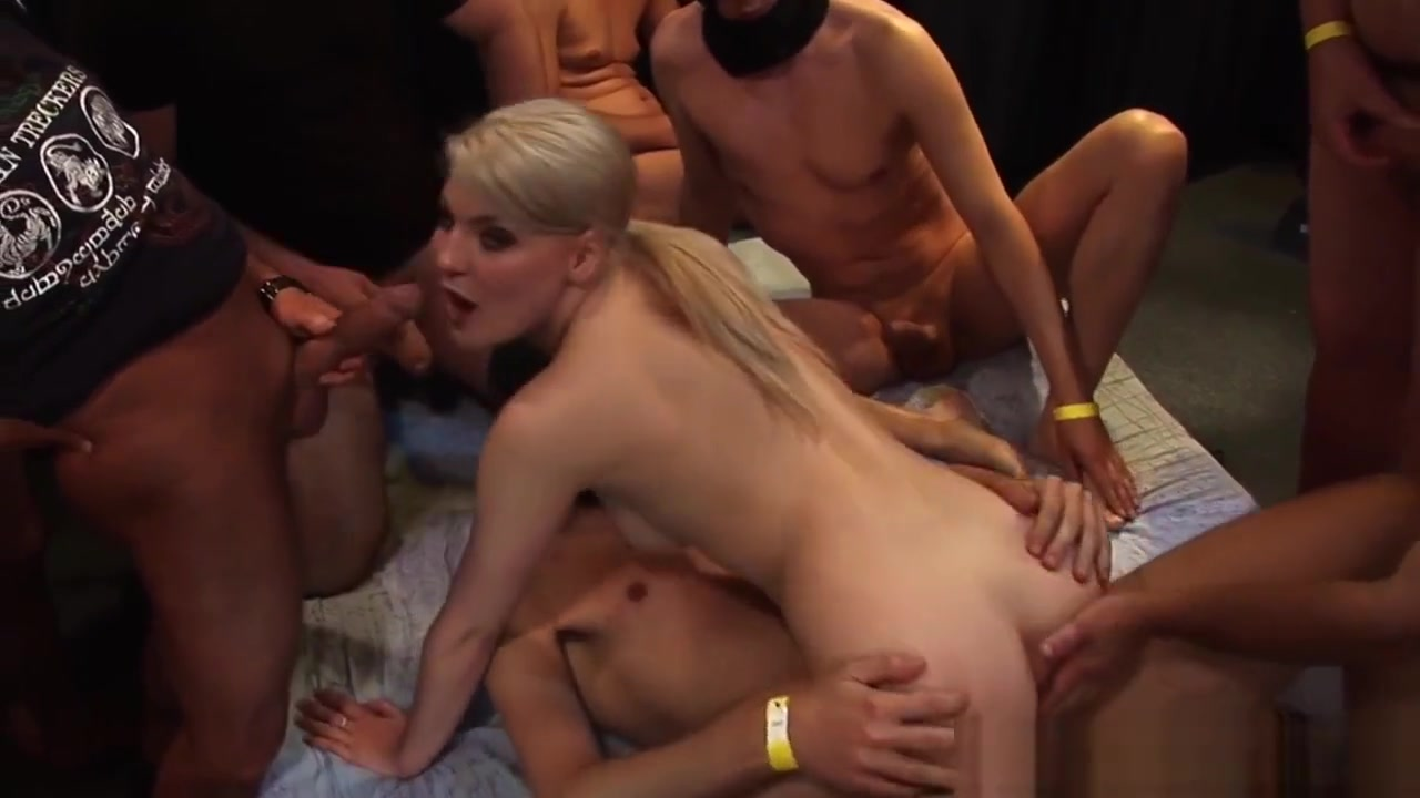 Spitroasted Group Babe Girlfriend handjob tits