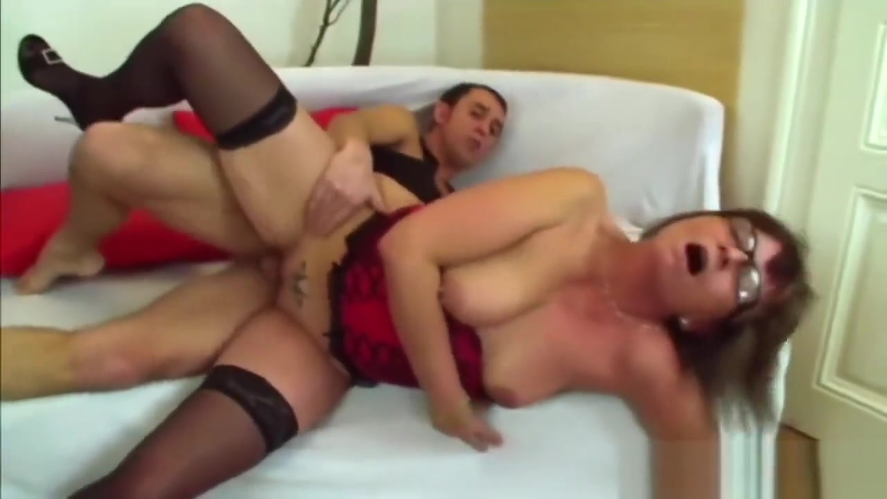 Naughty Milf Pounded By Young Dude Video bisexual college