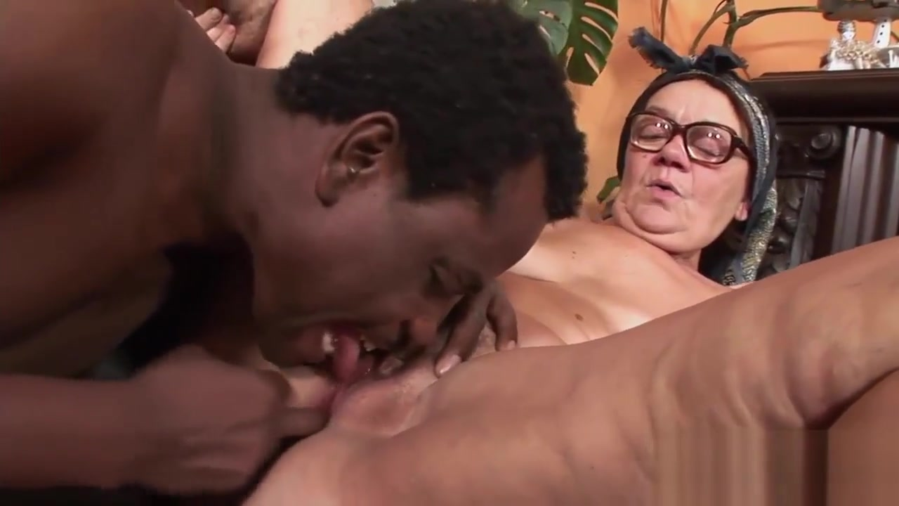 Mature Slut Has Her Glasses Creamed Super naughty maid 2