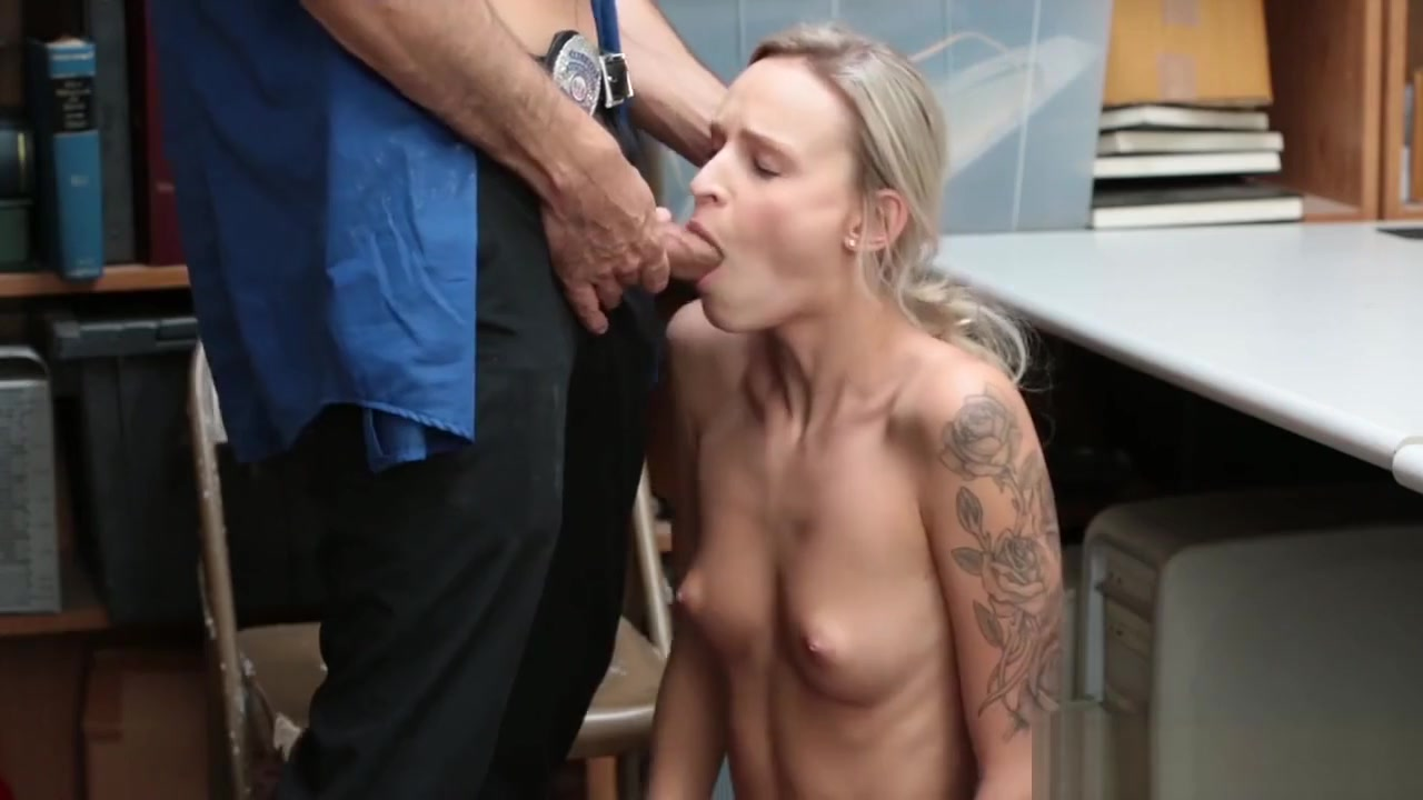Sexy Photo Wife gives blowjob