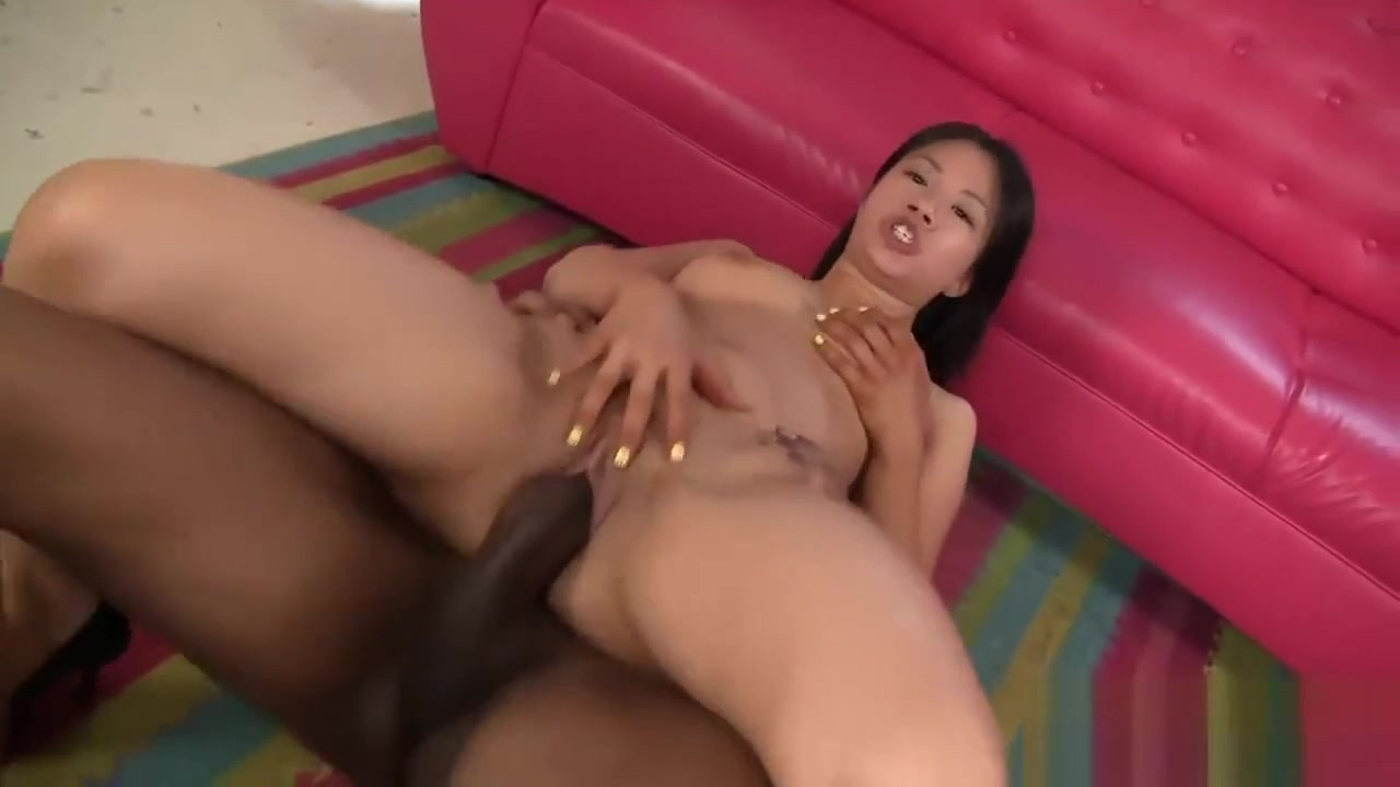 Seductive Asian Honey Rides A Bbc