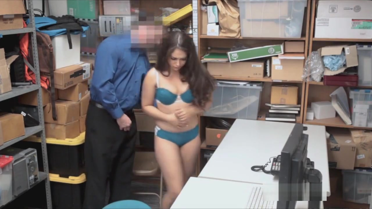 Security Guards On Sexy Curly Thief Persian women fucking fhoto