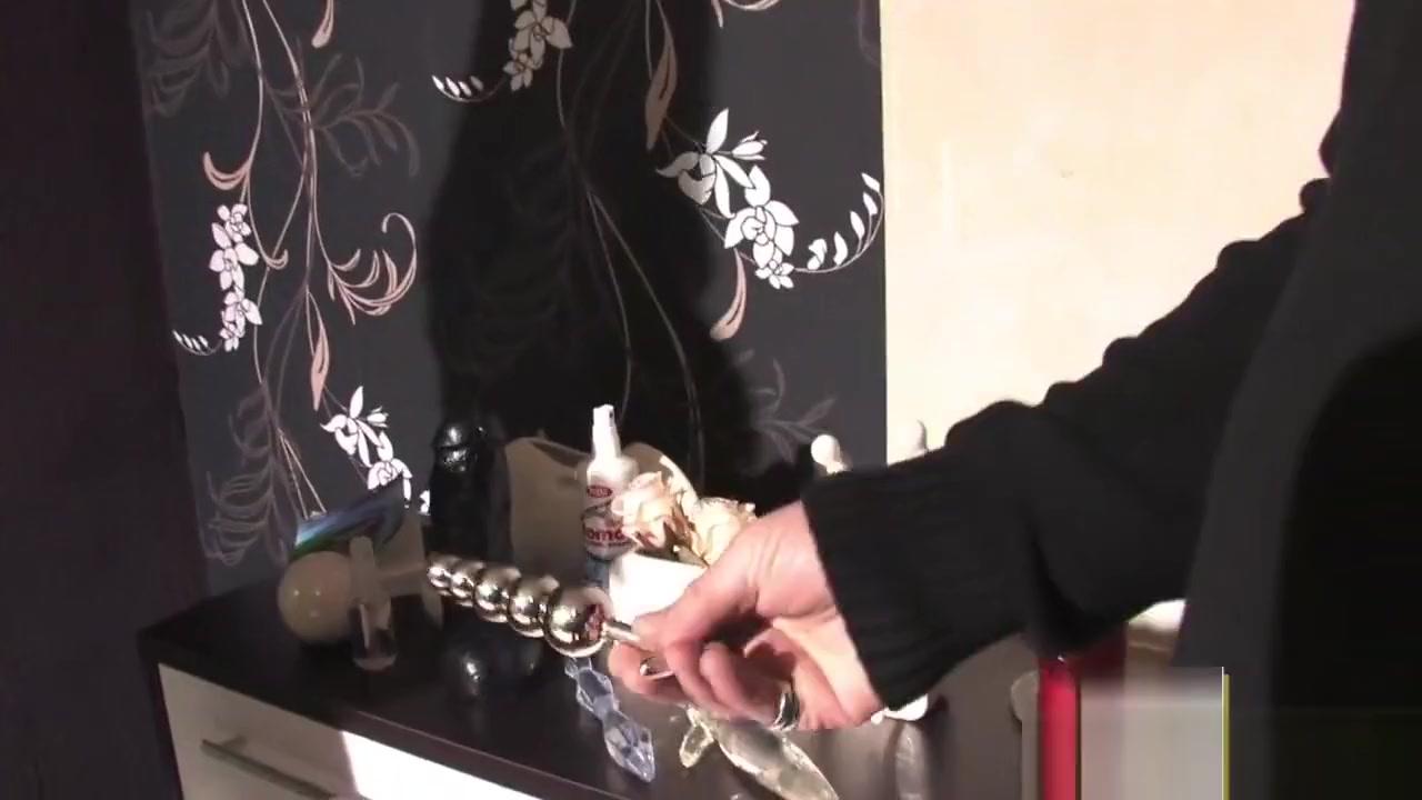 Bruenette German Milf Prova hot sex video