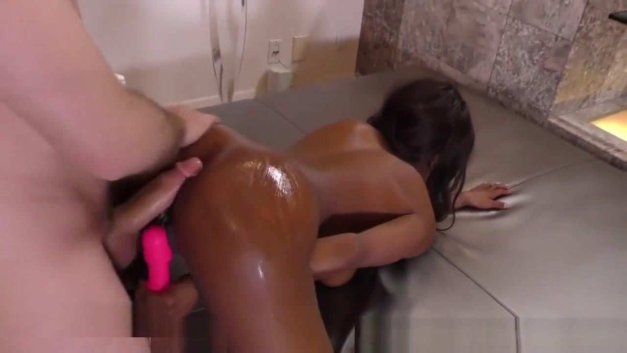 Ass Fucked Ebony Whore