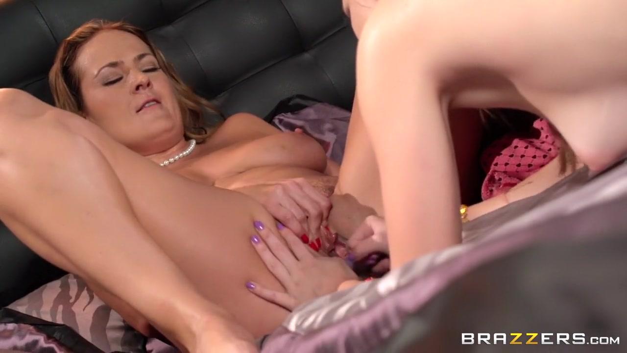 Lesbiab masturbation Stockings sexy