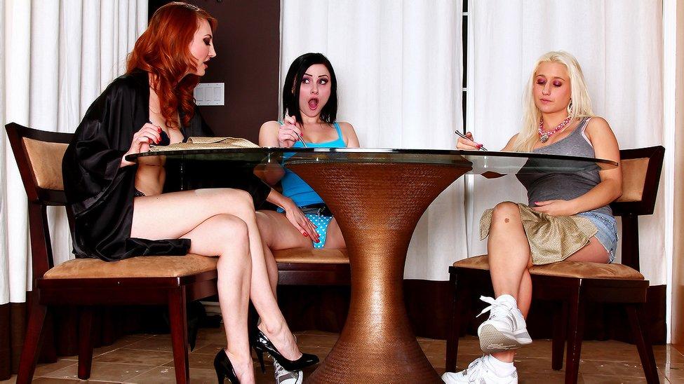 Women horny pics older