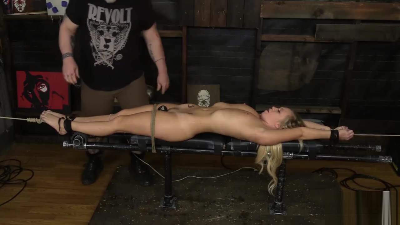 Racked Bailey Brooke - Dungeoncorp BDSM - Bodacious Bratty In Bondage mother fucking with son