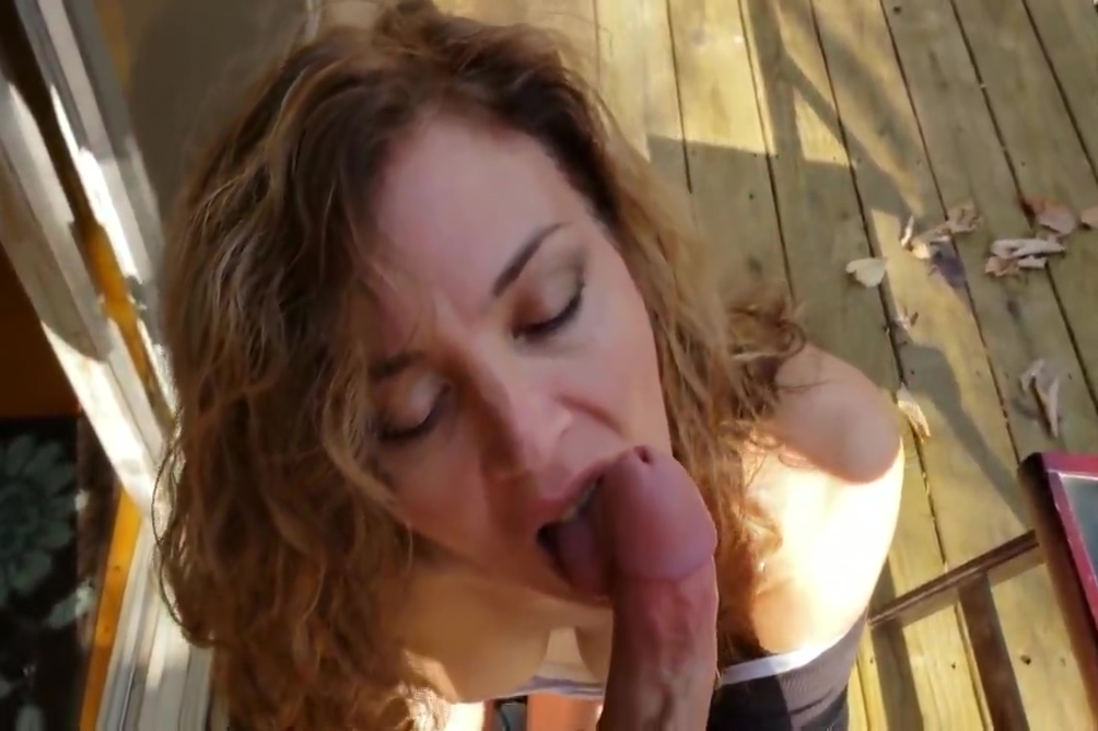 Sexy Beautiful blowjob Spanking twerking handjob penis load cumm on face