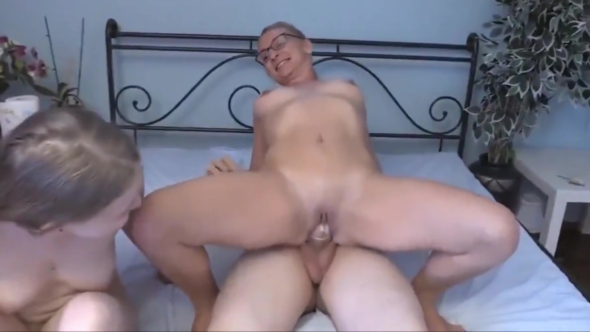 guy in glasses fucks two amateur german babes Plumber Seduced By Housewife