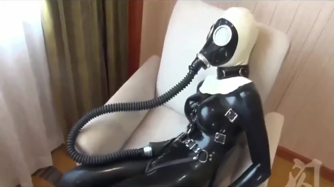 Latex breathplay - nun suffocates in a rebreather Shahrukh khan naked photo