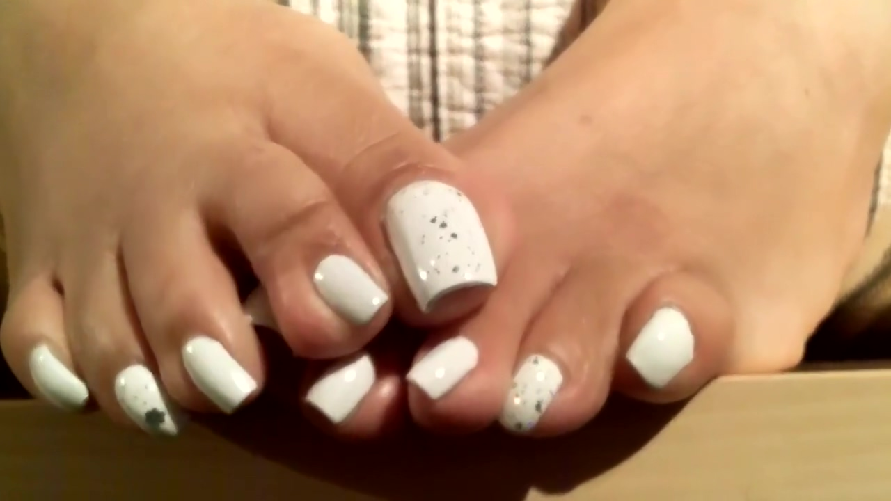 Long Nails Hot sweatty teen masterbating