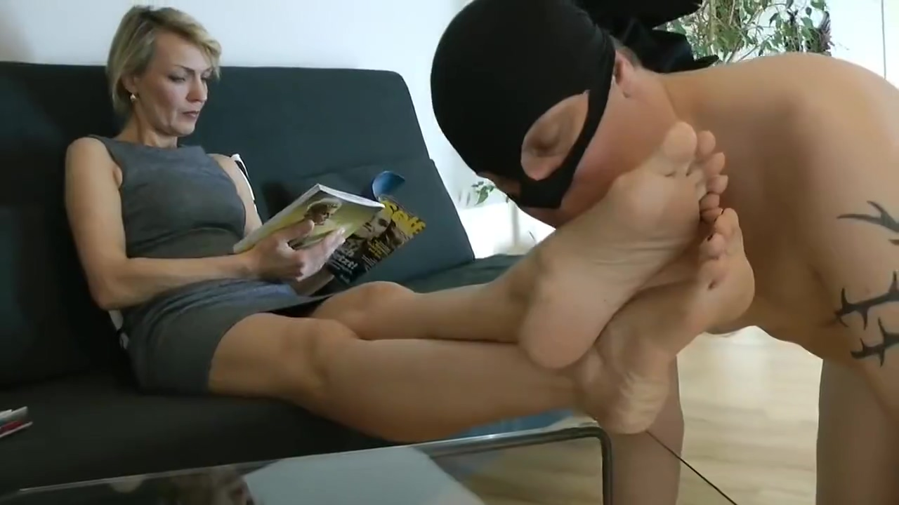 Amazing sex movie Feet just for you