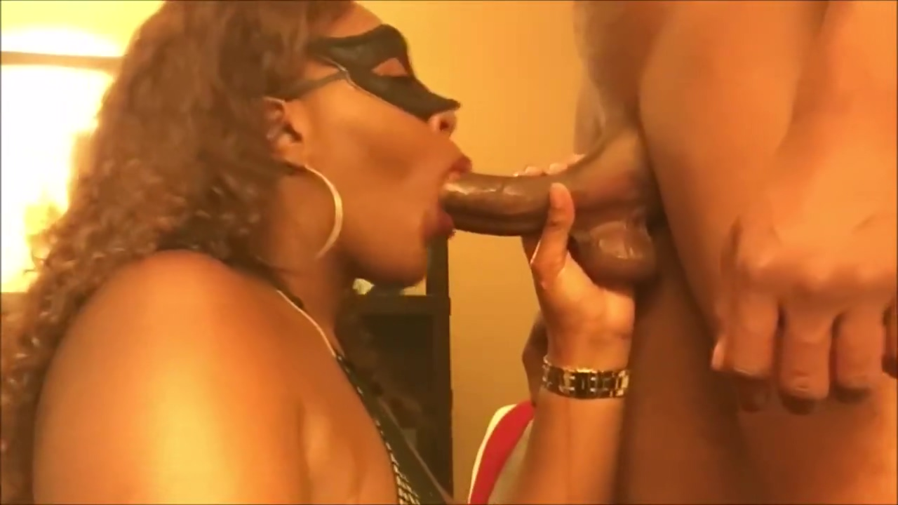 Black BBW Austin sucks her lovers dick like professional Should know about dating a british man