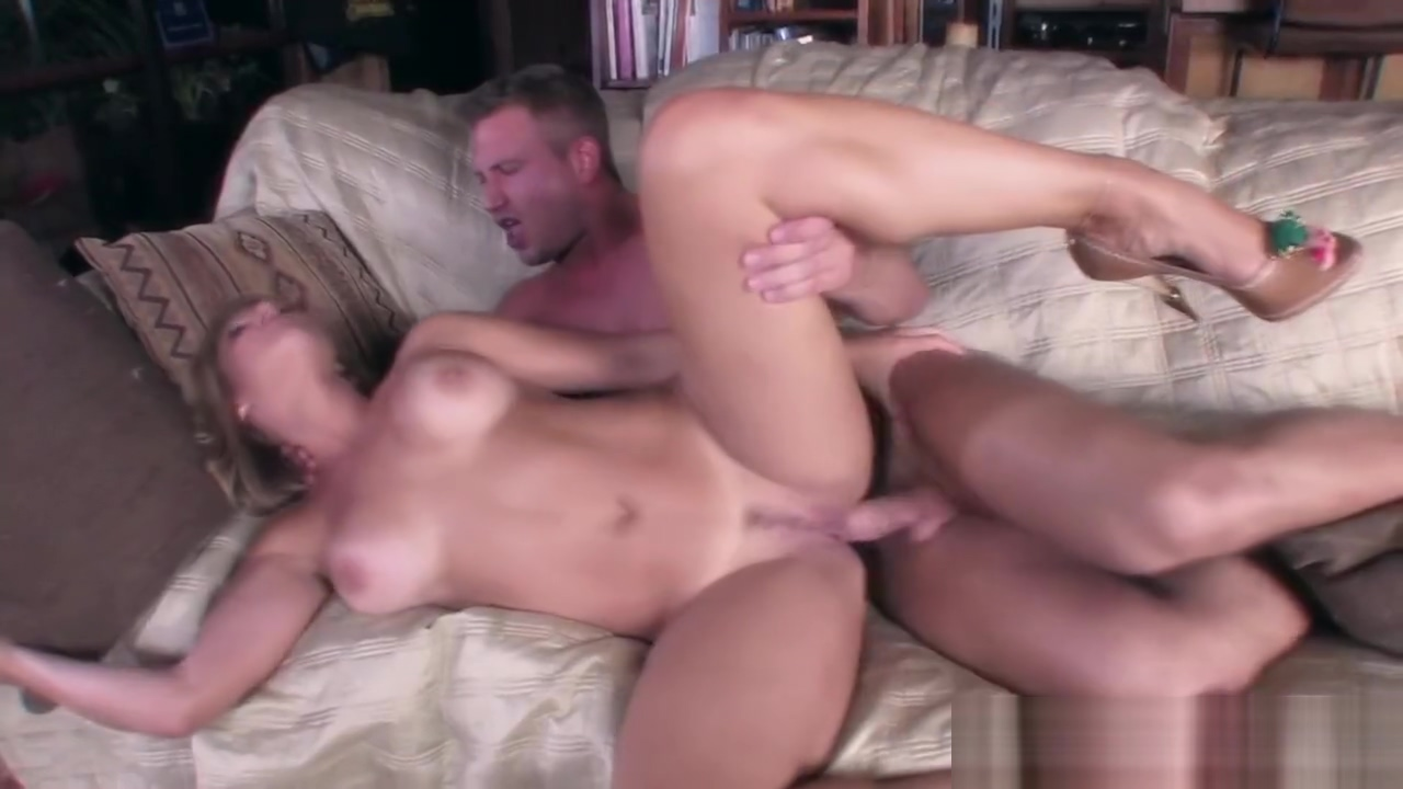 Pornstars face jizzed my step brother caught us fucking